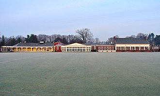 Philadelphia Cricket Club - Chestnut Hill in December 2010.