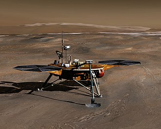 Icebreaker Life - Icebreaker Life would be based on the Phoenix and InSight landers