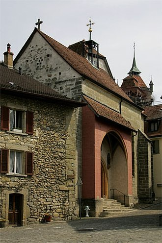 Estavayer-le-Lac - Image: Picswiss FR 15 25