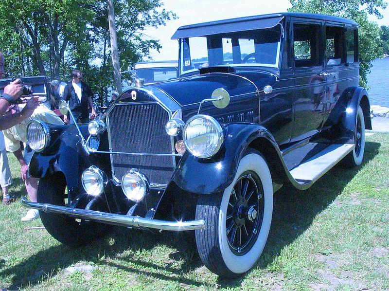 File:Pierce-Arrow (Auto classique Laval '11).JPG