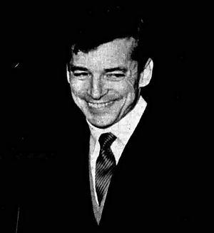 Piero Bellugi - Piero Bellugi in Radiocorriere magazine, 1970.