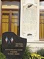 Pierrepont (Meurthe-et-M.) mairie, plaque monument aux morts.JPG