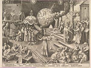 Pieter Bruegel the Elder: The Seven Virtues - ...