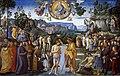 Pietro Perugino - Baptism of Christ - Sistine Chapel - cat13a.jpg