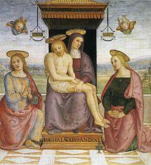 La Pietà de Spello