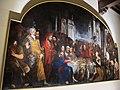 Pietro paolini, convito di s. gregorio magno, 1650 ca., da refettorio del convento di s. frediano, lu, 01.JPG