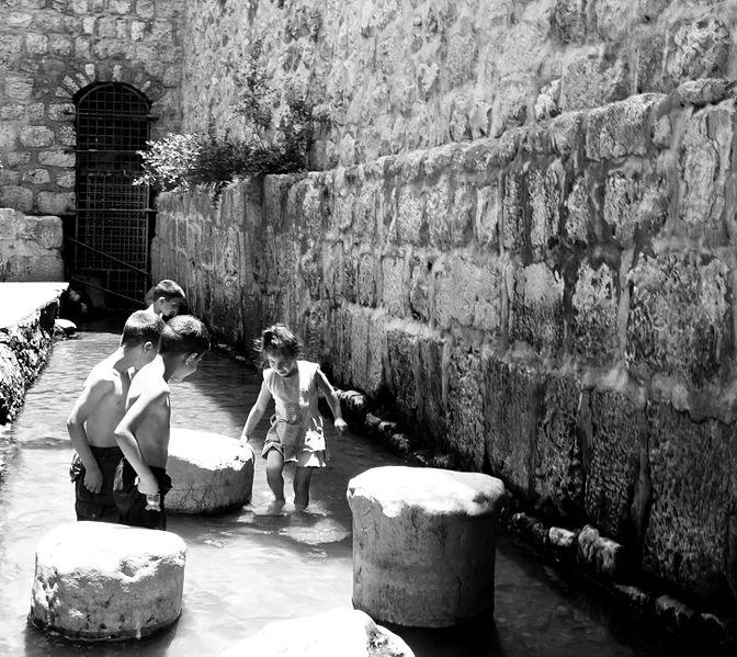 מעיין ניקבת השילוח בירושלים