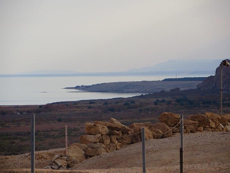אתר מערות קומראן