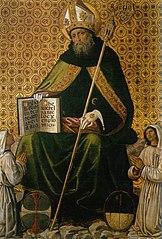 Gonfalon de saint Augustin
