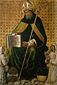 Pinturicchio, sant'agostino tra i flagellanti.jpg