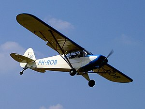 Piper Super Cub 150 pic2.JPG