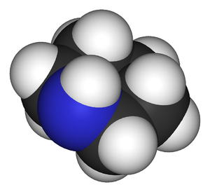 Piperidine - Image: Piperidine 3D vd W