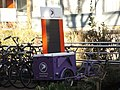 Pirate party Amsterdam bike.jpg