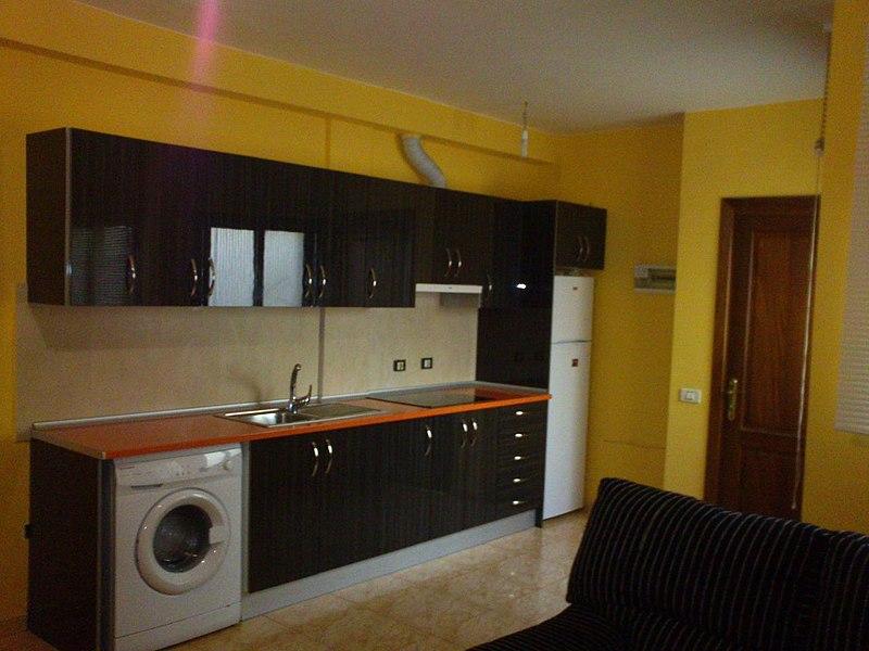 Pisos Para Baños Rosario:File:Piso de 2 dormitorios en Fabelo, Puerto del Rosario Fuerteventura