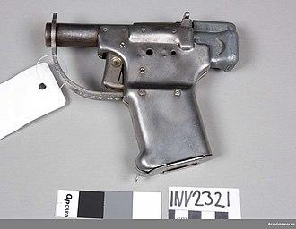 FP-45 Liberator - Image: Pistol FP 45 02