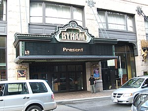 Theatre in Pittsburgh - Byham Theater