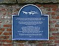 Plaque on the Old Court House (2) - geograph.org.uk - 1709238.jpg