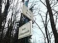 Plaques Route Bâgé Sentier Branguemouille St Cyr Menthon 2011-11-23.jpg