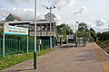 Platform 4, Wrexham General railway station (geograph 4024772).jpg