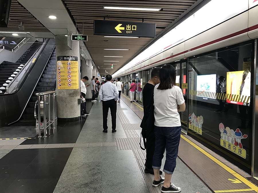 People's Square station