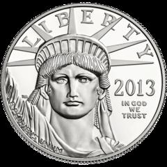 240px Platinum Obverse Precious Metals IRA