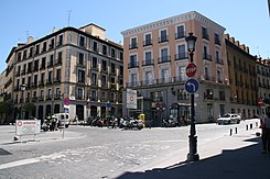Plaza de Santa Cruz - Madrid.JPG