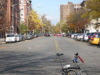 Pleasant Avenue Avenue in Manhattan, New York