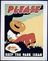 Please keep the park clean LCCN98518941.jpg