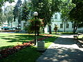 Pogled na park i Županijsku kuću.JPG