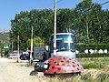 Pogradec - a ladybug pillbox - P1470323.jpg