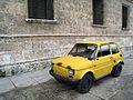 Polski Fiat 126p in Havana, Cuba.jpg
