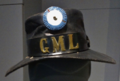 Pormenor do chapéu do uniforme de Infantaria da Guarda Municipal de Lisboa (1834).png