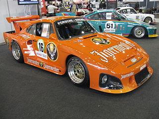 Porsche 935 racing automobile (1976-1981)