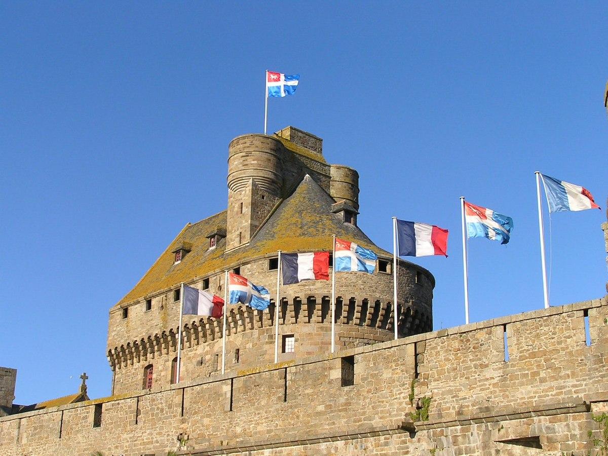 Castello di saint malo wikipedia - La maison generale st malo ...