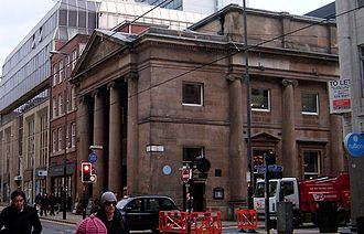Mosley Street - Image: Portico Library
