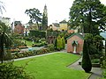 Portmeirion view over village green - geograph.org.uk - 525030.jpg