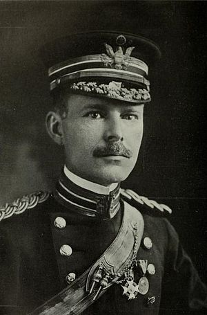 George Owen Squier - Image: Portrait of George Owen Squier