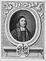 Portrait of John Wallis by D. Loggan; 1678 Wellcome M0011983.jpg