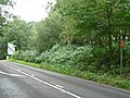 Portsmouth Road to the southwest in Liphook, Hampshire, England 3.jpg
