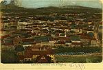 Postcard of Ljubljana from Ljubljana Castle 1912.jpg