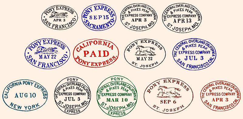 Pony Express Wikipedia