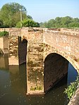 Powick Old Bridge (that Part Within the City of Worcester)