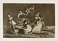 Prado - Los Disparates (1864) - No. 01 - Disparate femenino.jpg