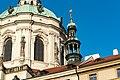 Praha 1, Malostranské náměstí 2-25, 556-29, Klášter jezuitský, s kostelem sv. Mikuláše a zvonicí 20170810 007.jpg