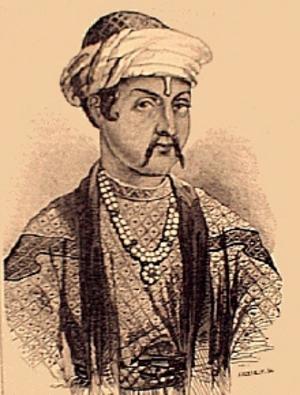 Pratap Singh, Raja of Satara - Pratap Singh