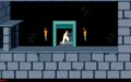Prince of Persia 1 - MS-DOS - Gameplay - Level completed.png
