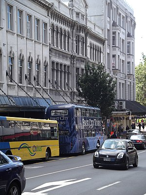 Princes Street, Dunedin, NZ
