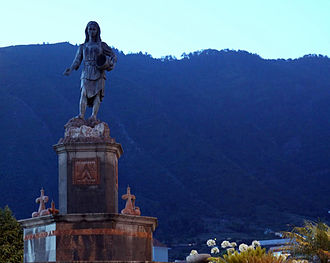 Bentor - Dácil, sister of Bentor famous for marrying a conqueror of Tenerife.