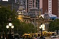 Princess Theatre at dusk, Melbourne Australia.jpg