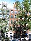 prinsengracht 691 across